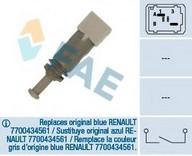 Comutator actionare ambreiaj (tempomat) FAE 24891