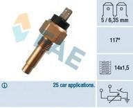 Senzor temperatura lichid racire FAE 34160