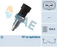 Comutator, lampa marsalier FAE 40510
