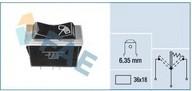 Comutator, intermitenta stergator parbriz FAE 62120
