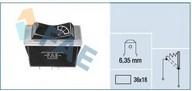 Comutator, intermitenta stergator parbriz FAE 62250