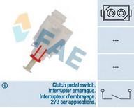 Comutator actionare ambreiaj (tempomat) FAE 24465