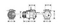 Compresor, climatizare AVA QUALITY COOLING HYK237