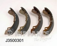 Set saboti frana NIPPARTS J3500301