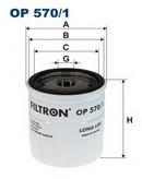Filtru ulei FILTRON OP570/1