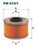 Filtru combustibil FILTRON PM815/1
