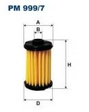 Filtru combustibil FILTRON PM999/7