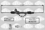 Caseta directie SASIC 7006023