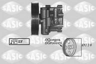 Pompa hidraulica, sistem de directie SASIC 7070013