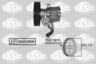 Pompa hidraulica, sistem de directie SASIC 7070014