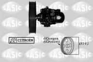 Pompa hidraulica, sistem de directie SASIC 7070028