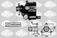Pompa hidraulica, sistem de directie SASIC 7074001