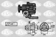 Pompa hidraulica, sistem de directie SASIC 7076009