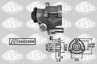 Pompa hidraulica, sistem de directie SASIC 7076021
