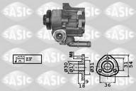 Pompa hidraulica, sistem de directie SASIC 7076024