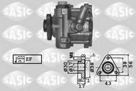 Pompa hidraulica, sistem de directie SASIC 7076025