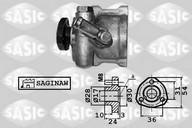 Pompa hidraulica, sistem de directie SASIC 7076030