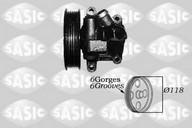 Pompa hidraulica, sistem de directie SASIC 7076018