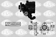 Pompa hidraulica, sistem de directie SASIC 7076003