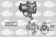 Pompa hidraulica, sistem de directie SASIC 7076022