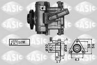 Pompa hidraulica, sistem de directie SASIC 7076040