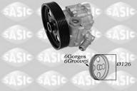 Pompa hidraulica, sistem de directie SASIC 7070053