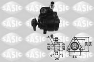 Pompa hidraulica, sistem de directie SASIC 7076057