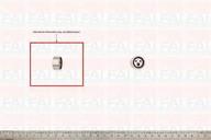 Rola intinzator, curea distributie FAI AutoParts T6085