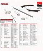 kit lant de distributie FAI AutoParts TCK6NG