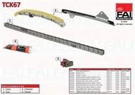 kit lant de distributie FAI AutoParts TCK67