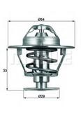 Termostat, lichid racire MAHLE ORIGINAL TX 86 76D