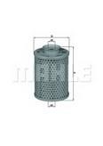 Filtru hidraulic, sistem directie MAHLE ORIGINAL HX 5