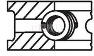 Set segmenti piston MAHLE ORIGINAL 009 36 N1