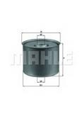 Filtru combustibil MAHLE ORIGINAL KX 23D