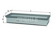 Filtru aer MAHLE ORIGINAL LX 2061/1