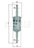 Filtru combustibil MAHLE ORIGINAL KL 15 OF