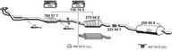 Sistem de esapament ERNST 020261