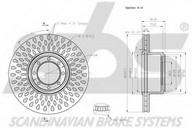 Disc frana sbs 1815202355