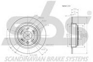 Disc frana sbs 1815202652