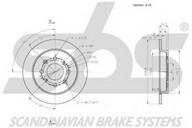Disc frana sbs 1815202657