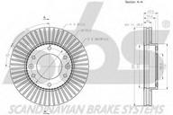 Disc frana sbs 1815203436