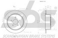 Disc frana sbs 1815204416