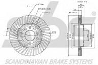 Disc frana sbs 1815313630