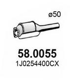 Catalizator ASSO 58.0055