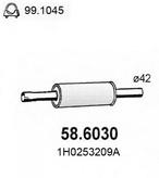 Toba esapamet intermediara ASSO 58.6030