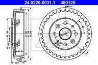 Tambur frana ATE 24.0220-0031.1