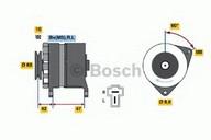 Generator/alternator BOSCH 0 986 032 601