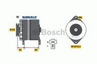Generator/alternator BOSCH 0 986 032 641