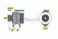 Generator/alternator BOSCH 0 986 038 600