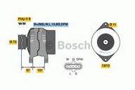Generator/alternator BOSCH 0 986 049 350